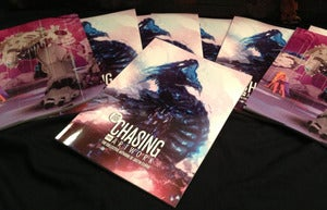 Image of Chasing Artwork. Artbook 01