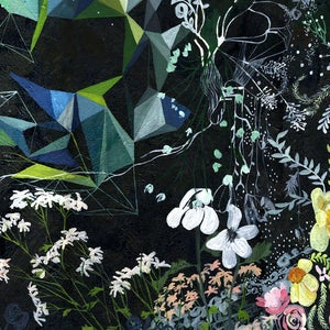 Image of Secret Garden Print