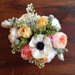 Image of All Occasion Arrangement (antique mason jar)
