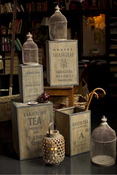 Image of Recycled Tea Boxes