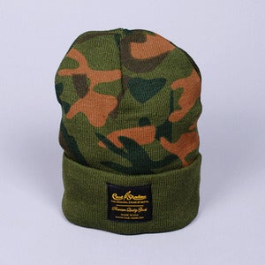 Image of Gold Label Beanie (Camo)