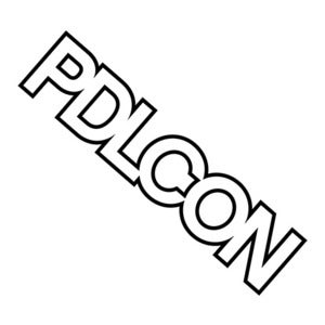 Image of PDLCON Outline Stickers