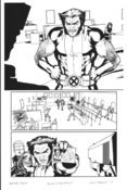 Image of All-New X-Men #7, p.07 Artist's Proof - SOLD
