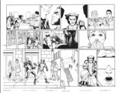 Image of All-New X-Men #7, p.08 & 09 Artist's Proof