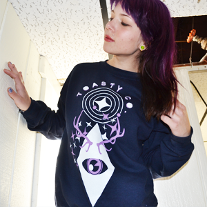 Image of Toasty Cosmos Sweatshirt