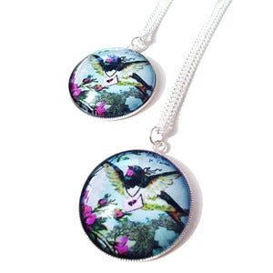 Image of Love Bird Necklace