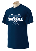 Image of Softball Short Sleeve Tee