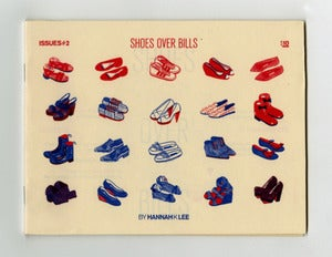 Image of Issues #2: Shoes over Bills