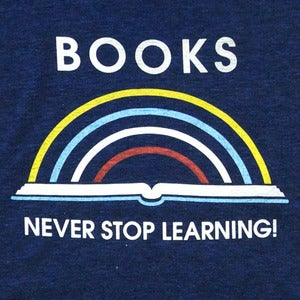 Image of Never Stop Learning T-Shirt