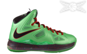 "Image of LeBron 10 ""Cutting Jade"""