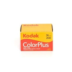 Image of Kodak ColorPlus 200 - Color 35mm Film
