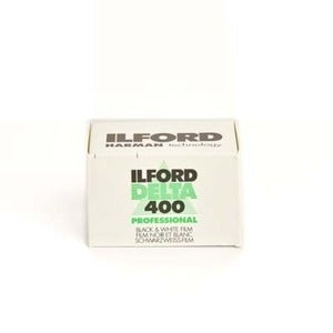 Image of Ilford Delta 400 - B&W 35mm Film