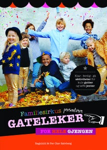 Image of Gateleker for hele gjengen
