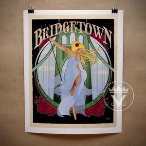 Image of Bridgetown - Art Print