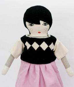 Image of Lumi doll #159