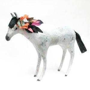 Image of Paper Mâché Horse