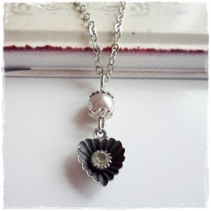 Image of Treasured Heart Necklace
