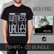 "Image of WIth A Voice ""The Witness In The Valley"" Preorder Package #1"