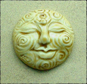 Image of Large Spiral Face Stone
