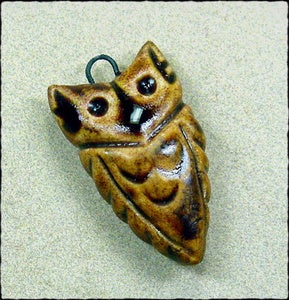 Image of Little Owl Charm