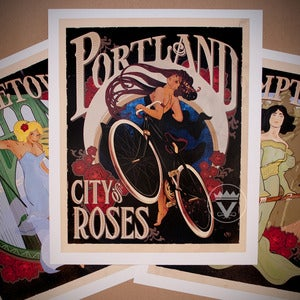 Image of AKA Portland - Art Prints