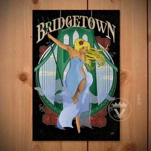 Image of Bridgetown - Postcard 4x6