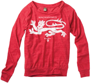 Image of MAGNANIMUS - LADIES FLEECE