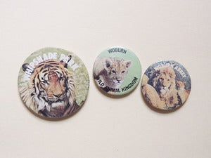Image of Zoo badges no.9