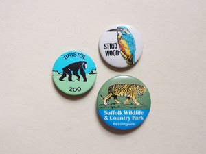 Image of Zoo badges no.8