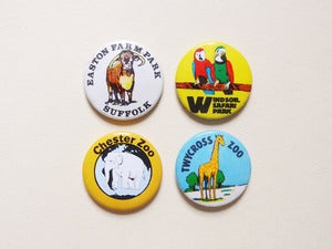 Image of Zoo badges no.7