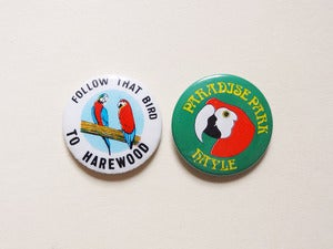 Image of Zoo badges no.4