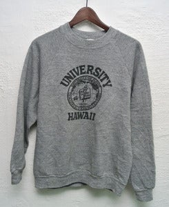 Image of Vintage college sweatshirt (S) #3