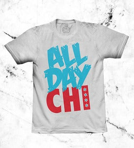 Image of WHITE ALL DAY CHI
