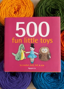 Image of 500 Fun Little Toys