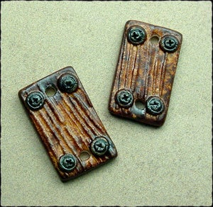 Image of Bolted Lumber Link Pair