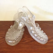 Image of Jellies - Silver Sparkles