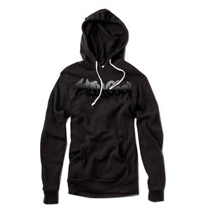 Image of StayCool Hoody Black on Black (Limited Edition)