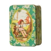 Image of Forest Girl Small Tin