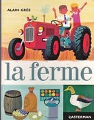 Image of La Ferme- Vintage French Book - Alain Grée