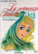 Image of La Princesse Fanette - Illustrations by May- Neama