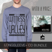 "Image of WIth A Voice ""The Witness In The Valley"" Preorder Package #2"