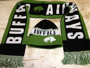 Image of Scarf & Toque Set