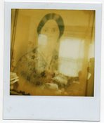 Image of EMILY DICKINSON HAUNTS A POLAROID PHOTO WEIRD SNAPSHOT