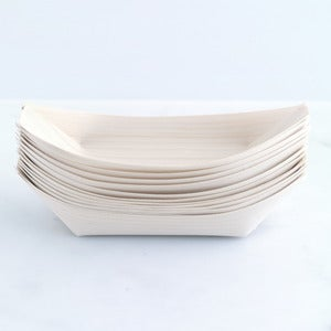 Image of Eco Chic Boat Dishes