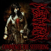 Image of MESHIHA - COMMENCE THE SUFFERING Promo 2013