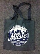 Image of Kill The Music &quot;Logo Tote bag&quot; Summer 2012