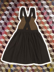 Image of Brown Boo Boo Bear Dress