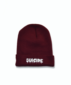Image of SUICIDE BEANIE
