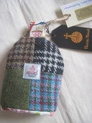 Image of Harris Tweed Patchwork Egg Cosy