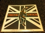 Image of Think Twice &quot;Deficit Youth&quot; 7&quot; test press